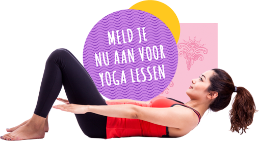 Aanmelden voor Yoga Lessen
